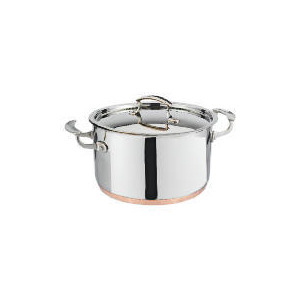 Photo of Tesco Finest Copper Base Stockpot Cookware