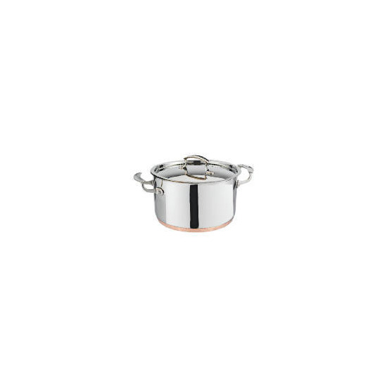 Tesco Finest Copper Base Stockpot