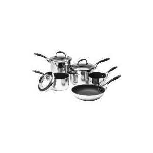 Photo of Circulon Steel Elite 5 Piece Set Cookware