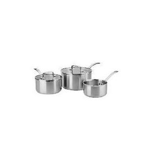 Photo of Professional 3 Piece Pan Set Cookware