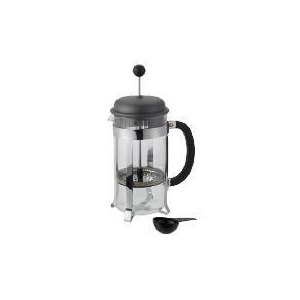 Photo of Bodum French Press Coffee Maker 8 Cup Silver Coffee Maker
