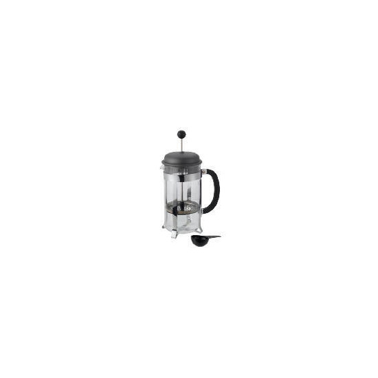 Bodum French Press coffee maker 8 Cup Silver