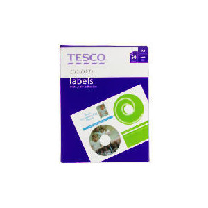 Photo of Tesco CD/DVD Labels Stationery