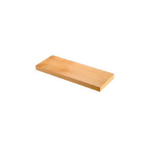 Photo of Chunky Floating Shelf Beech 600MM Household Storage