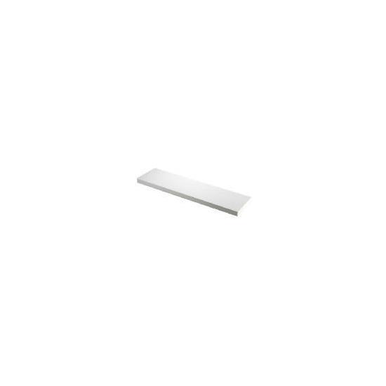 Chunky Floating Shelf White 900mm