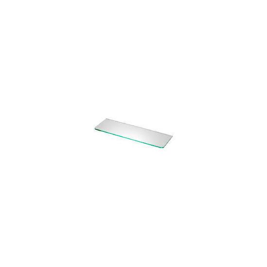 Glass Shelf 600 X 200mm Clear