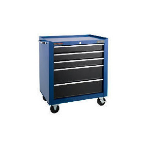 Photo of Draper 5 Drawer Roller Cabinet Office Furniture