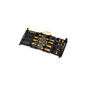 Photo of JCB-SDS60 60 Piece Screwdriver Set Tool