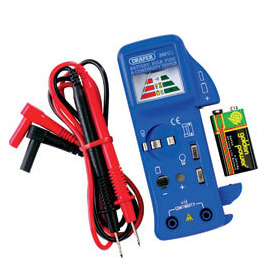 Draper Battery Bulb/Fuse Tester Reviews