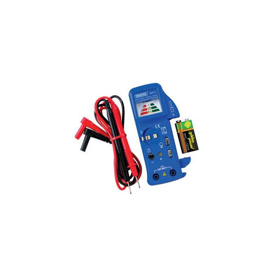 Draper Battery Bulb/Fuse Tester