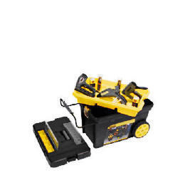 Stanley Mobile Toolchest With Organiser Lid Reviews