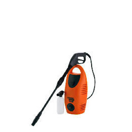 Black & Decker 1300 Pressure Washer. Reviews