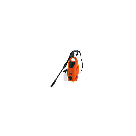 Black & Decker 1300 Pressure Washer.
