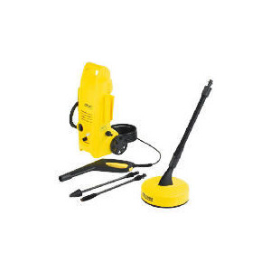 Photo of K�RCHER K2.36M+ & T50 Pressure Washer Package Home Miscellaneou