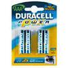 Photo of Duracell Powerpix AAA 4 Pack Batteries Battery