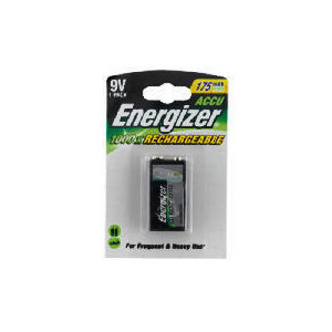 Photo of Energizer Rechargeable Batteries 9V 1 Pack Battery Battery