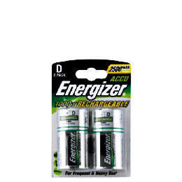 Energizer Rechargeable Batteries D2 2500 mah Reviews