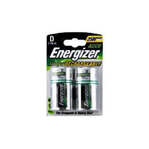 Photo of Energizer Rechargeable Batteries D2 2500 Mah Battery