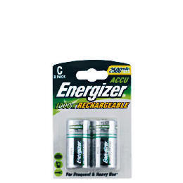 Energizer Rechargeable Batteries C2 2500 mah Reviews