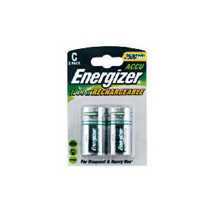 Photo of Energizer Rechargeable Batteries C2 2500 Mah Battery