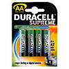Photo of Duracell Rechargeable Batteries AA 4 2500 Mah Battery
