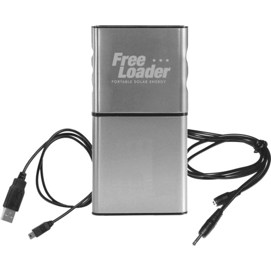 Free Loader Solar Battery Charger