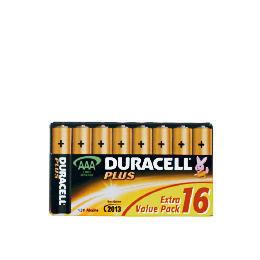 Duracell AAA 16 Pack Batteries Reviews