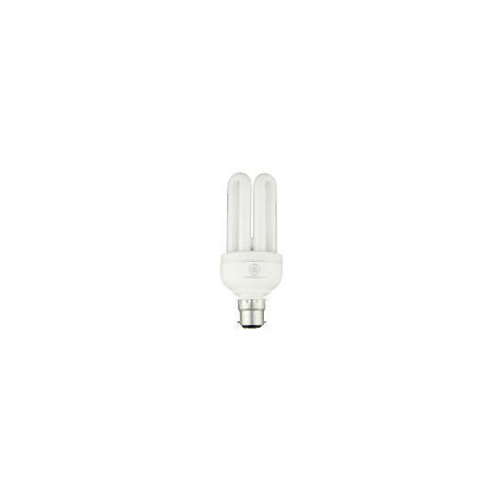 GE 20W T3 LOW     ENERGY STICK 10   YEAR BC CAP