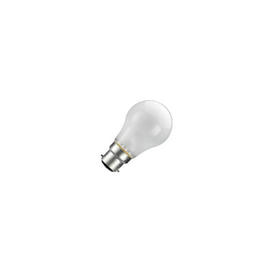 Tesco 60W Pearl light bulb BC 6 Pack