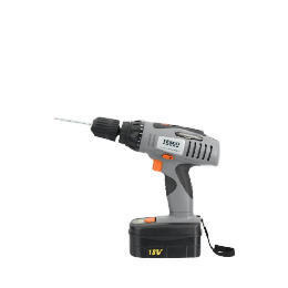 Tesco 18V Cordless Hammer Drill Reviews