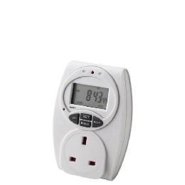 Tesco Energy Saving 7 Day Electronic Timer Reviews