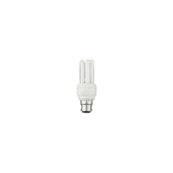 GE 11W T3 LOW     ENERGY STICK 10   YEAR BC CAP