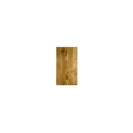 18mm Solid Oak 83mm Wide Real Wood Flooring