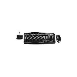 Photo of Microsoft 700 Wireless Keyboard & Wireless Optical Mouse Keyboard