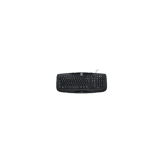 Logitech 600 Media Keyboard