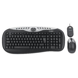 Technika Wireless Keyboard & Wireless Optical Mouse Reviews
