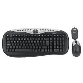Technika Wireless Keyboard & Wireless Optical Mouse Reviews