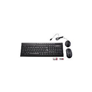 Photo of Technika Ultra Wireless Keyboard & Wireless Optical Mouse Keyboard