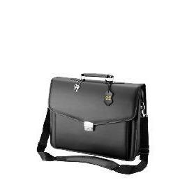 "Targus 15.4"" Leather Messenger Laptop Bag Reviews"