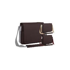 "Photo of Targus 15.4"" Chocolate Messenger Laptop Bag Laptop Bag"