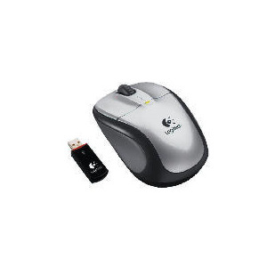 Photo of Logitech V220 Wireless Optical Mouse For Laptops Computer Mouse