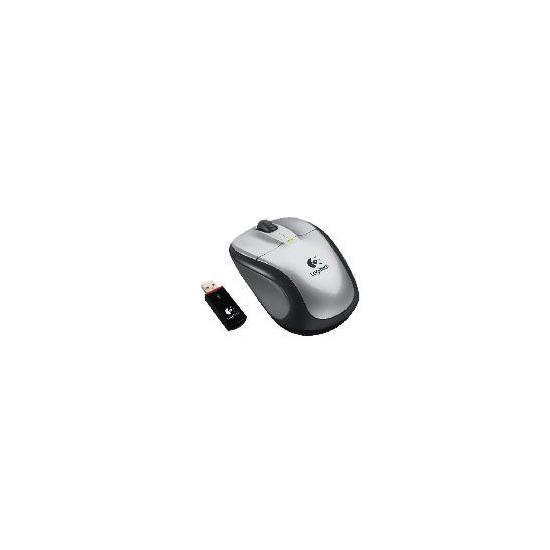 Logitech V220 Wireless Optical Mouse for Laptops