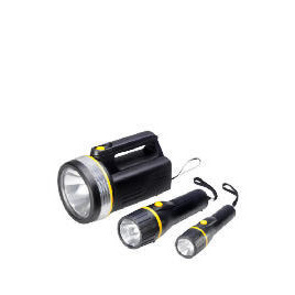 3 Pack Torches - Batteries Included Reviews