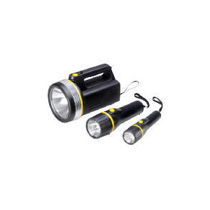Photo of 3 Pack Torches - Batteries Included Torch