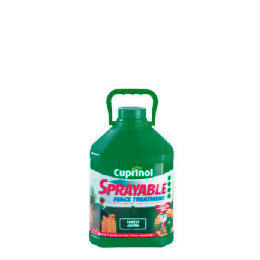 Cuprinol Sprayable Forest Green 5L Reviews