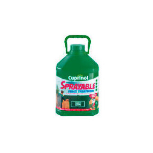 Photo of Cuprinol Sprayable Forest Green 5L Home Miscellaneou