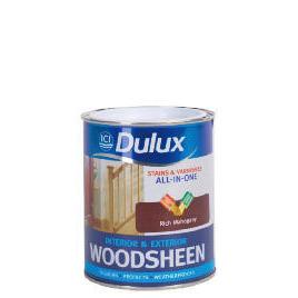 Dulux Woodsheen Rich Mahogany Reviews