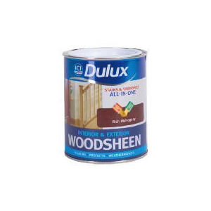 Photo of Dulux Woodsheen Rich Mahogany Home Miscellaneou