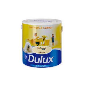 Photo of Dulux Matt Buttercream 2.5L Home Miscellaneou