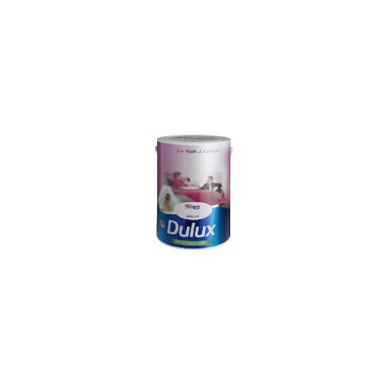Dulux Silk Pretty Pink 5L